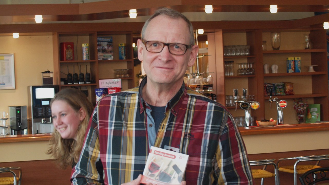 Clubkampioen herenenkel: Huub Nagtegaal