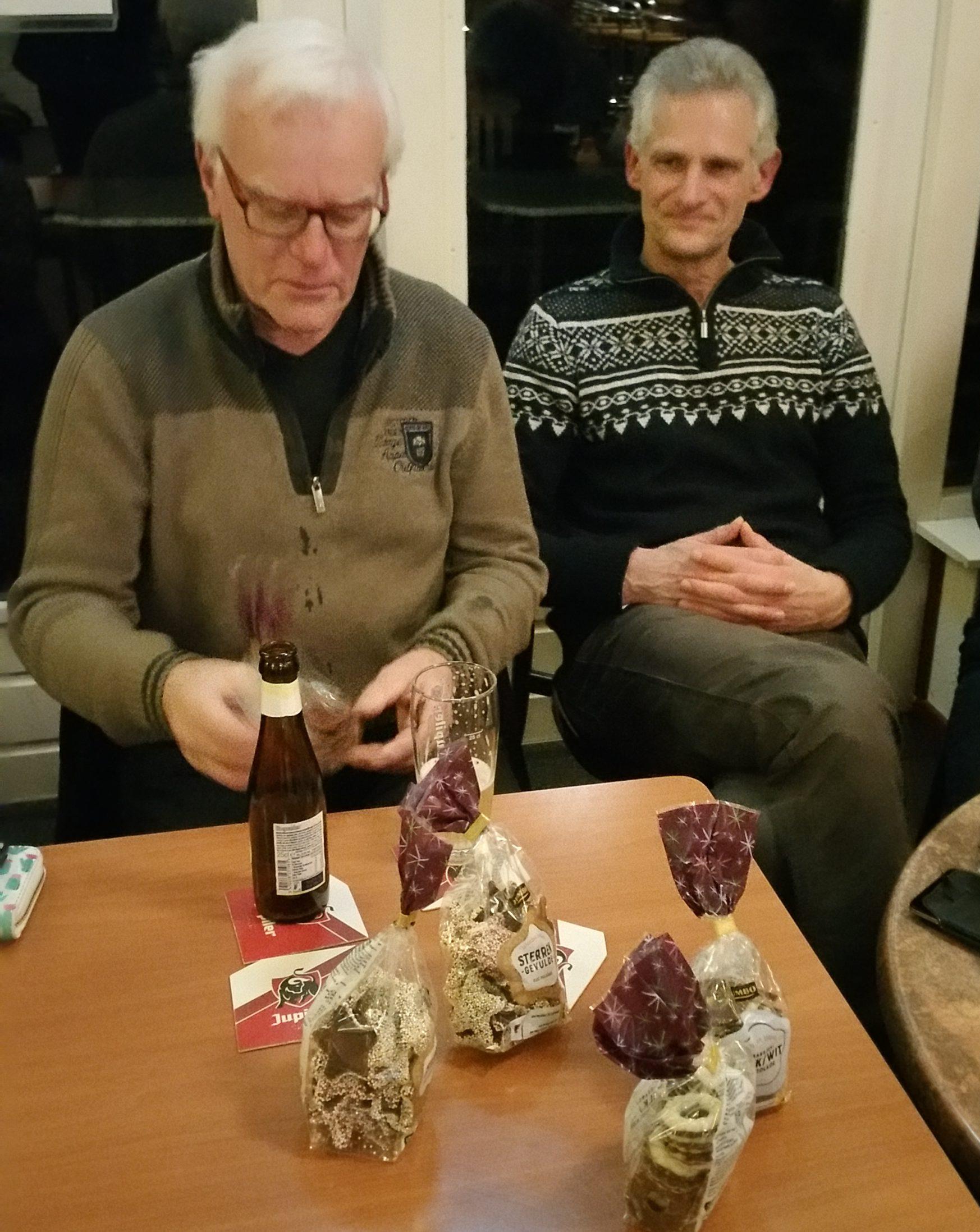 Jan & Johan 1e plek