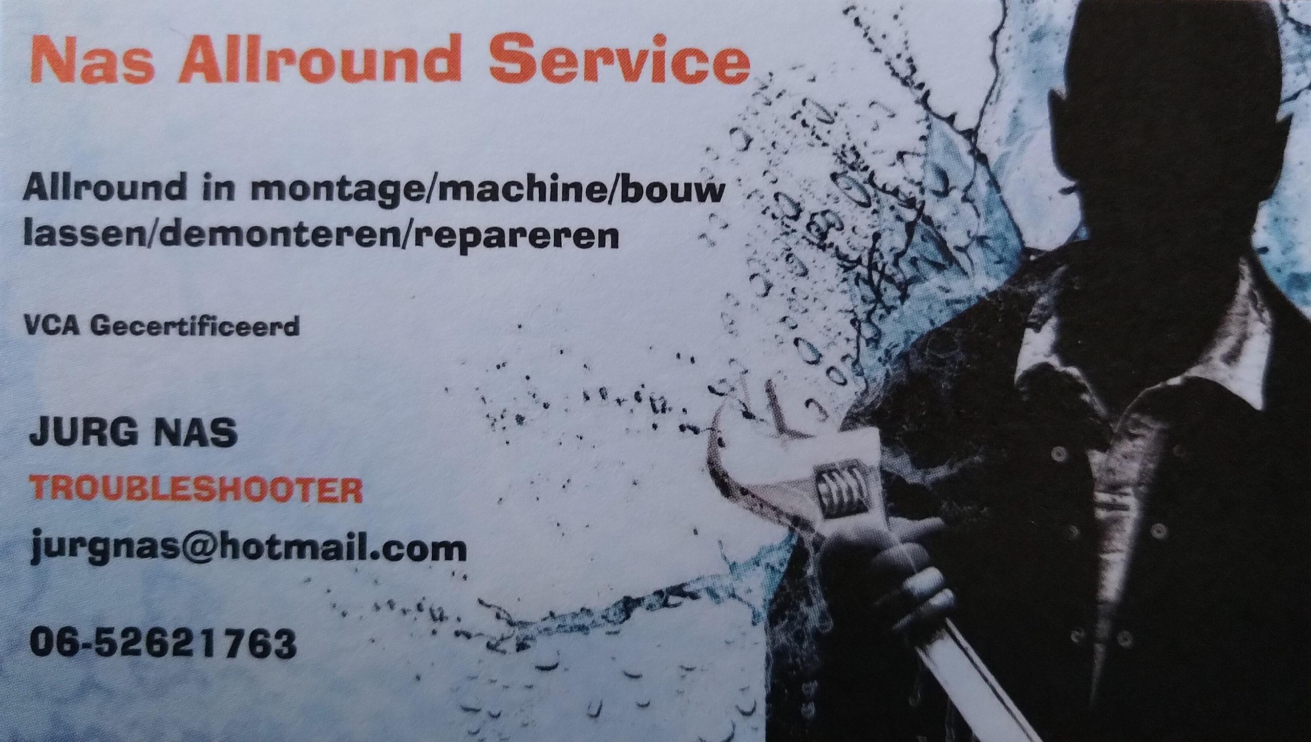 NAS Allround Service