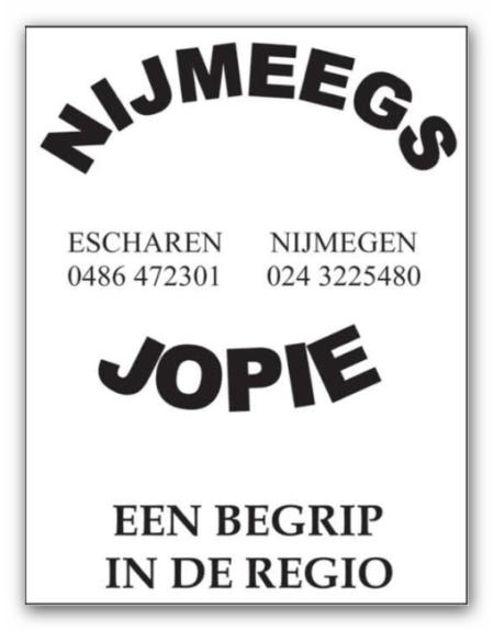 Nijmeegs Jopie Escharen