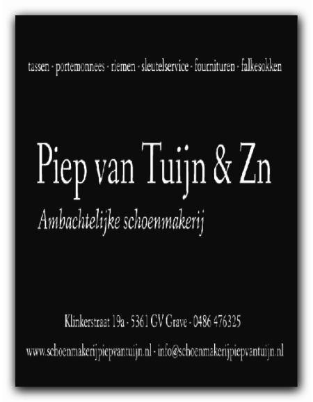 Piep van Tuijn Ambachtelijke Schoenmakerij