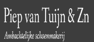 Piep van Tuijn schoenmakerij Grave