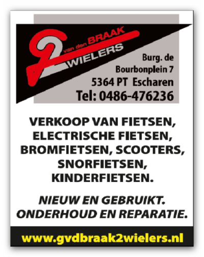 G. van den Braak 2Wielers Escharen
